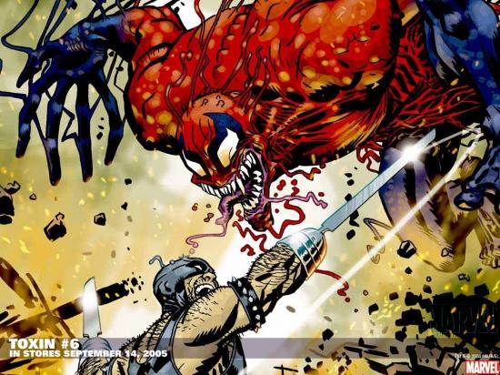 Toxin (2005) #6 Wallpaper