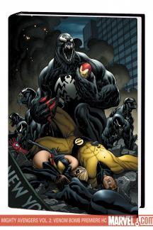 Mighty Avengers Vol. 2: Venom Bomb Premiere (Hardcover)