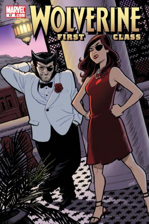 Wolverine: First Class (2008) #17