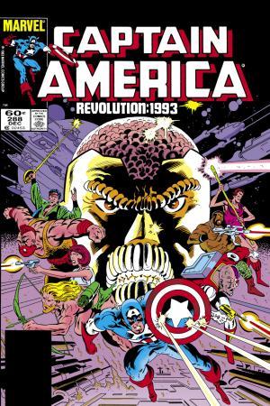 Captain America (1968) #288