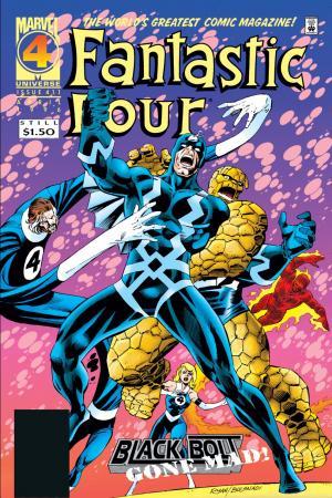Fantastic Four #411