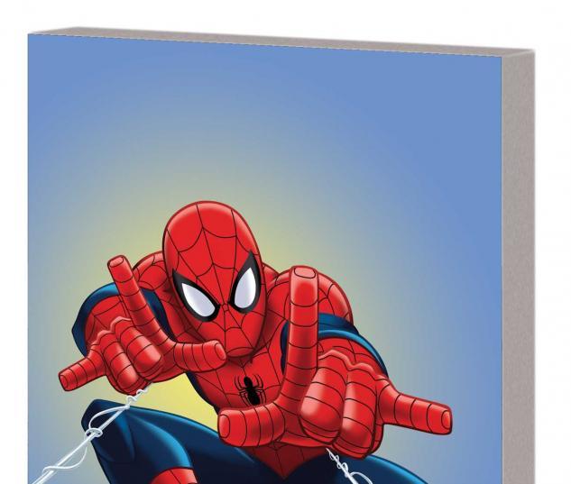 MARVEL UNIVERSE ULTIMATE SPIDER-MAN COMIC READER 4
