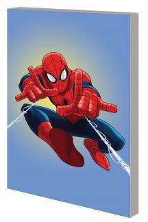 Marvel Universe Ultimate Spider-Man Comic Reader #4