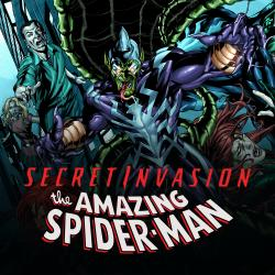 Secret Invasion: Amazing Spider-Man