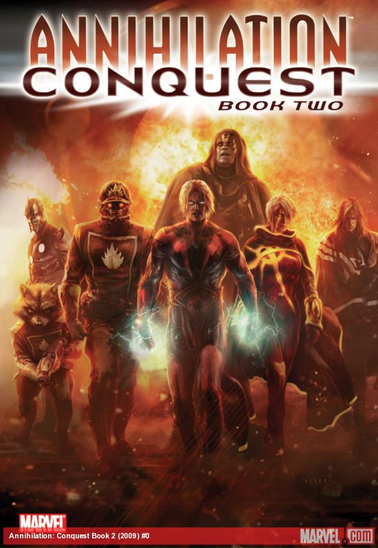 Annihilation: Conquest Book 2 (Trade Paperback)
