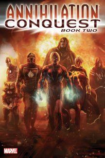 Annihilation: Conquest Book 2 (Trade Paperback)