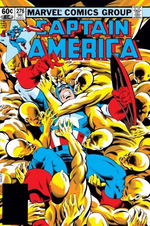 Captain America (1968) #276