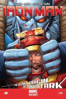 Iron Man (2012) #14