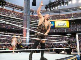 The Big Show (courtesy of WWE)