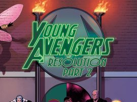 YOUNG AVENGERS 15