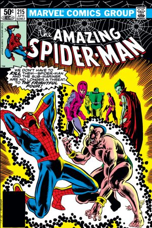 The Amazing Spider-Man (1963) #215