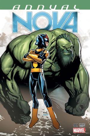 Nova Annual (2015) #1 (Ramos Variant)