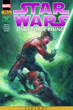 Star Wars: Dark Force Rising #4