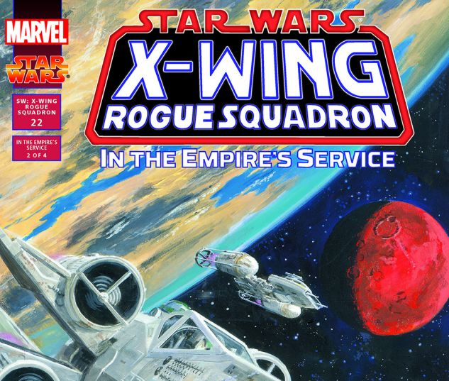Star Wars: X-Wing Rogue Squadron (1995) #22