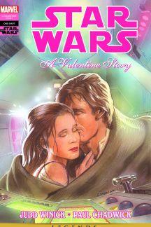 Star Wars: A Valentine Story #1