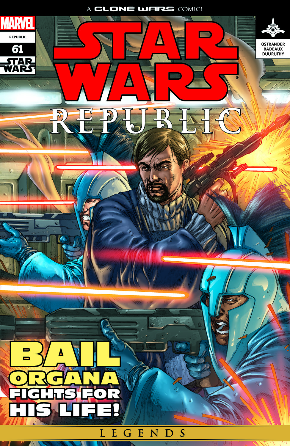 Star Wars: Republic (2002) #61