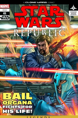 Star Wars: Republic #61
