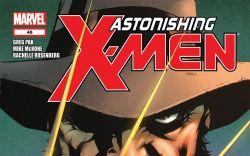 ASTONISHING X-MEN (2004) #46