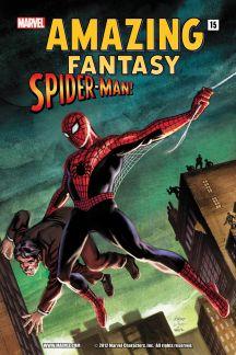 Amazing Fantasy 15: Spider-Man! (2011) #1