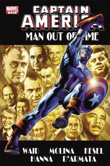 Captain America: Man Out of Time (2010) #3