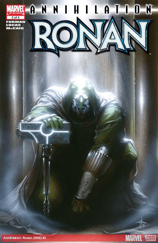 Annihilation: Ronan (2006) #2