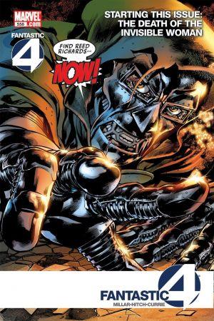 Fantastic Four (1998) #558