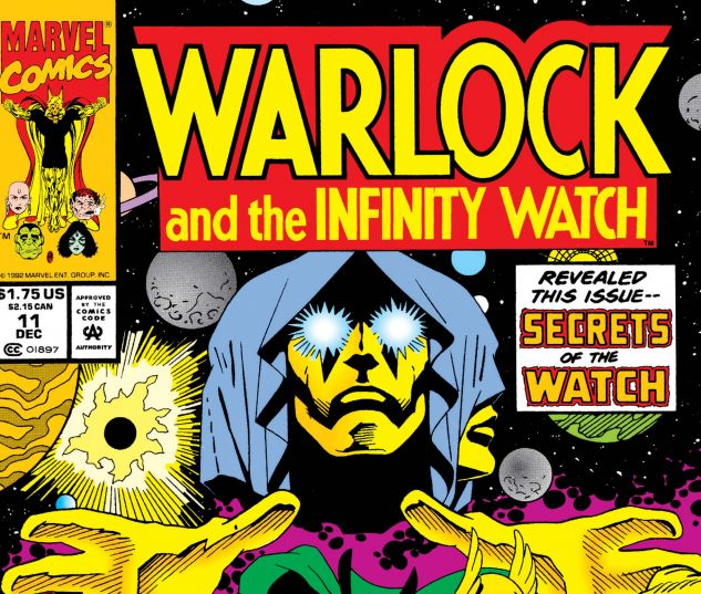 WARLOCK AND THE INFINITY WATCH (1992) #11