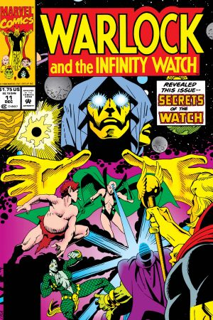 Warlock and the Infinity Watch #11