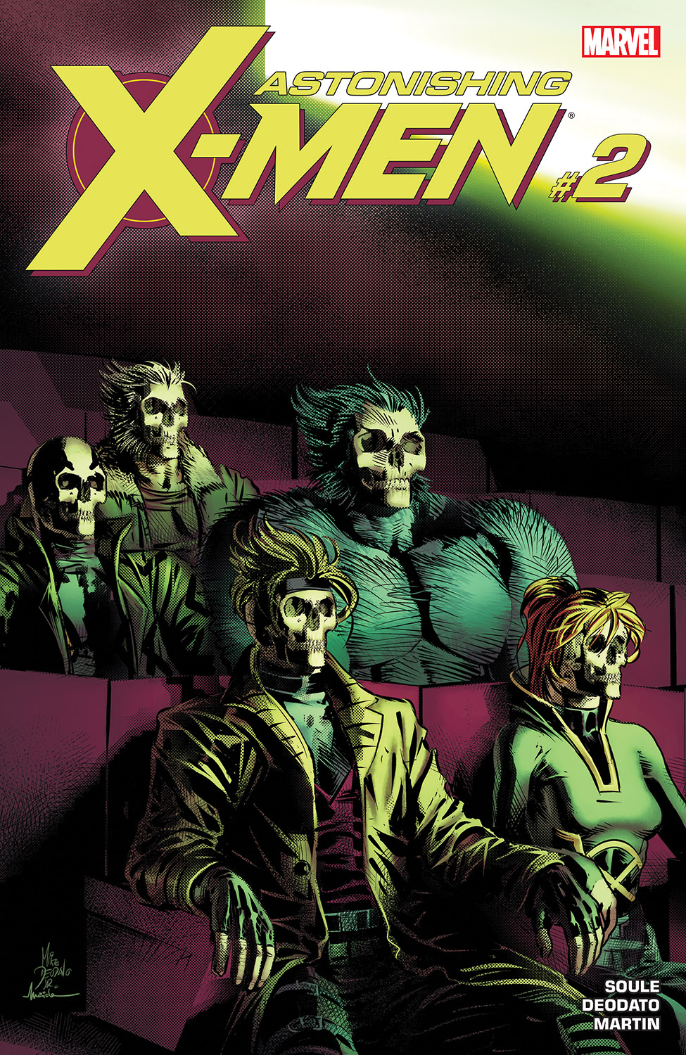 Astonishing X-Men (2017) #2
