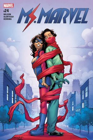 Ms. Marvel (2015) #24