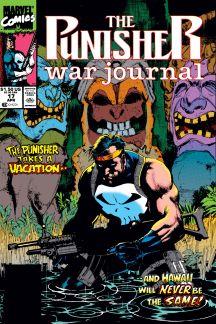 Punisher War Journal (1988) #17