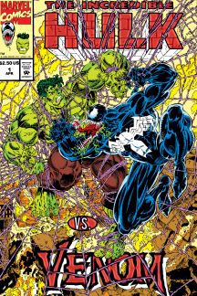 Incredible Hulk Vs. Venom #1