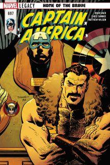 Captain America (2017) #697