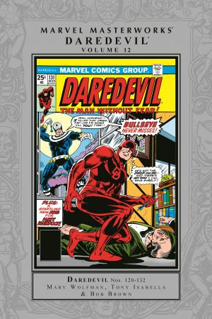 Marvel Masterworks: Daredevil Vol. 12 (Hardcover)
