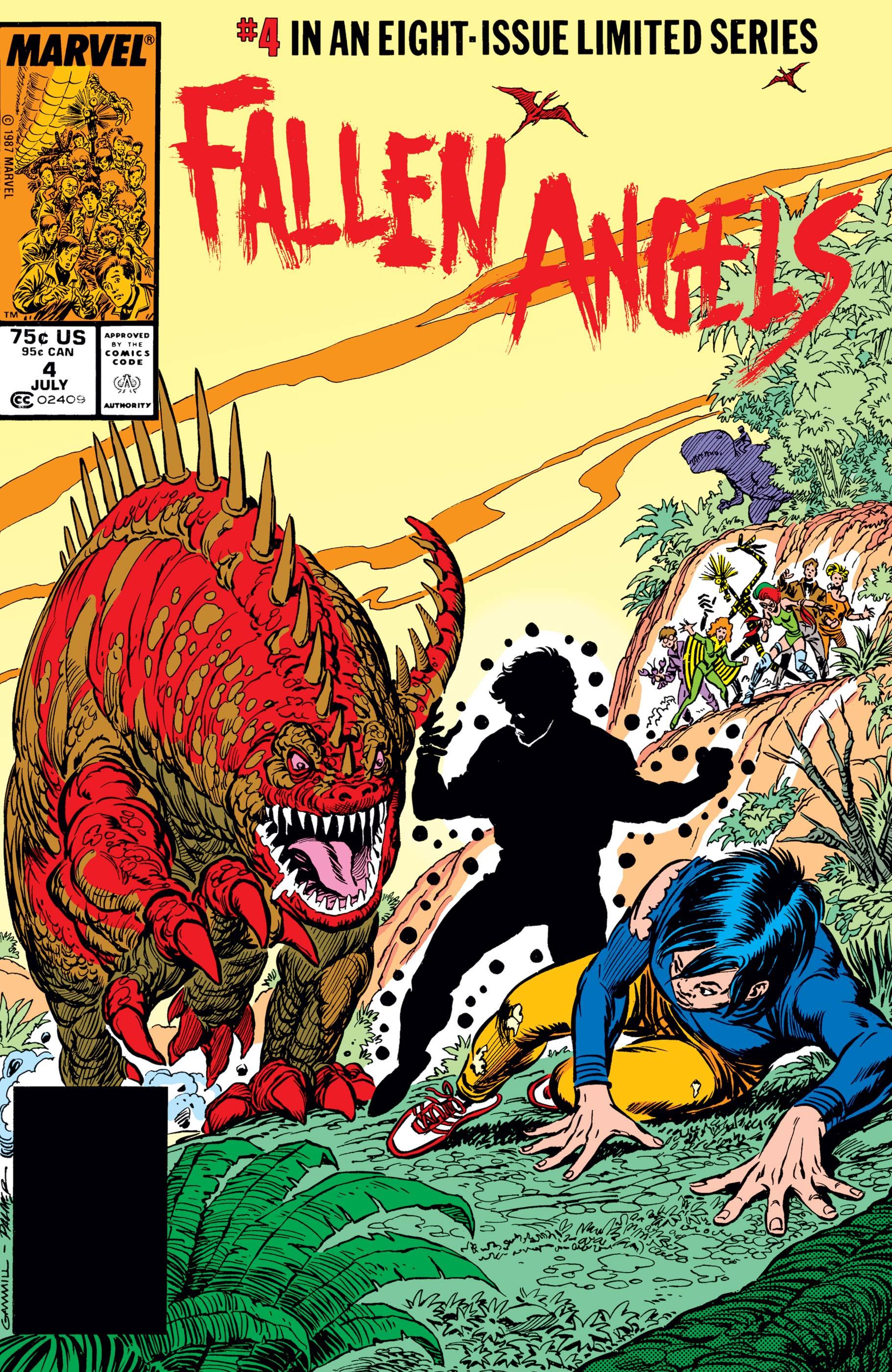 Fallen Angels (1987) #4