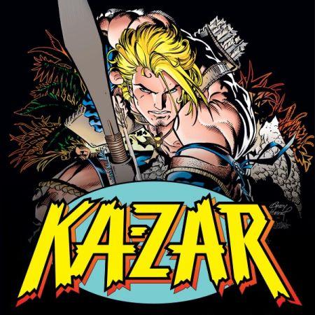 Ka-Zar (1997 - 1999)