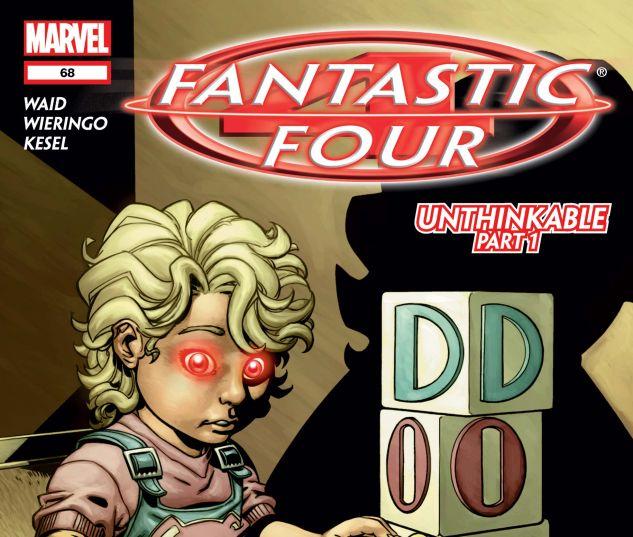 FANTASTIC FOUR (1998) #68
