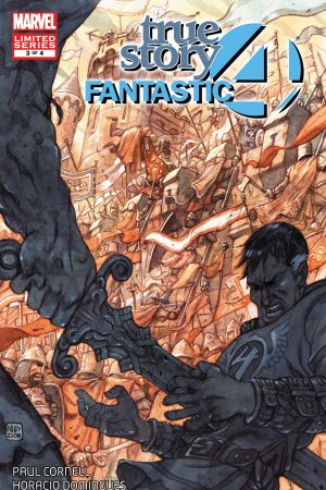 Fantastic Four: True Story #3