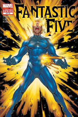 Fantastic Five #4