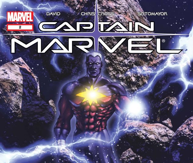 Captain Marvel (2002) #2