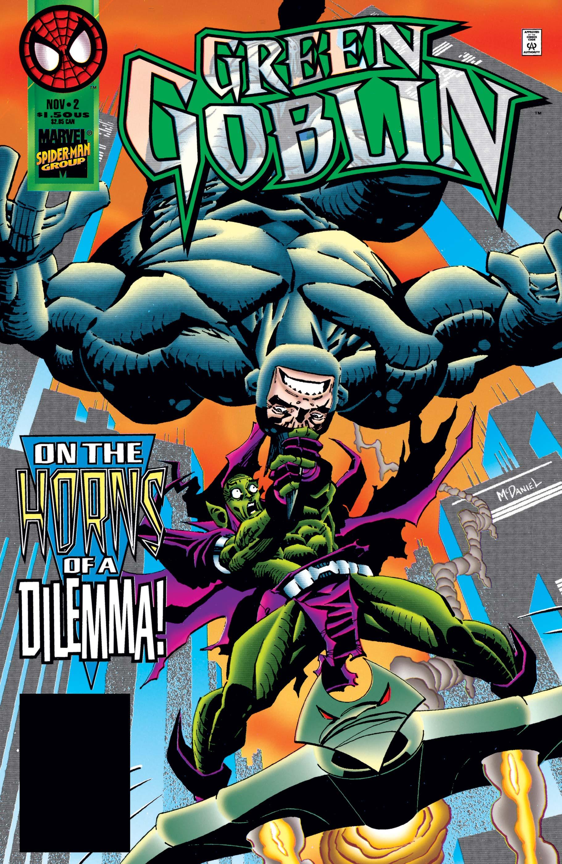 Green Goblin (1995) #2