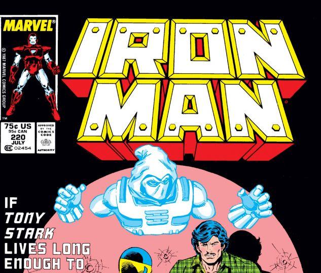 Iron Man (1968) #220