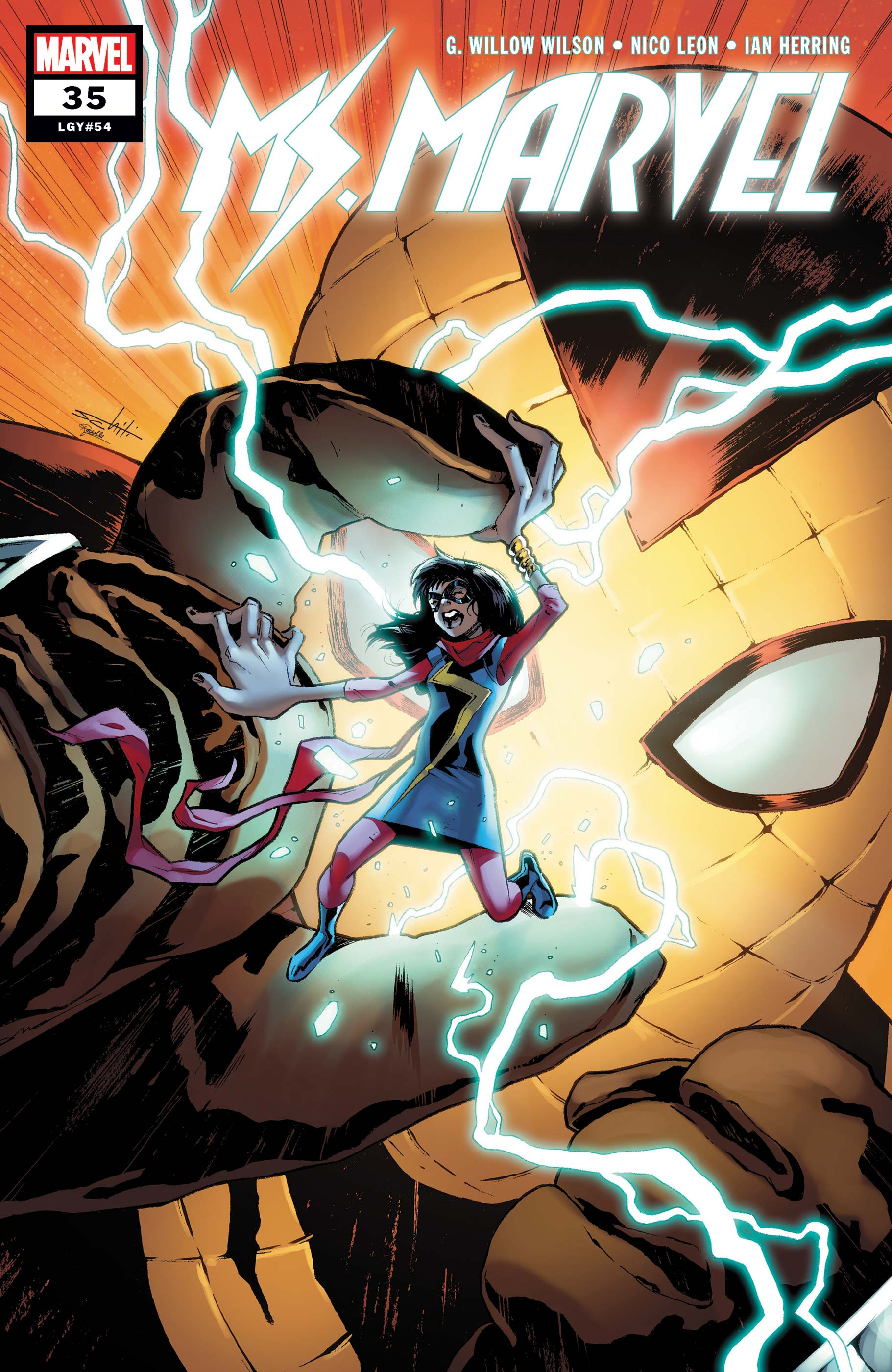 Ms. Marvel (2015) #35