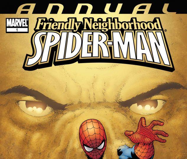 FRIENDLY NEIGHBORHOOD SPIDER-MAN ANNUAL (2007) #1