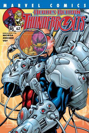 Thunderbolts (1997) #62