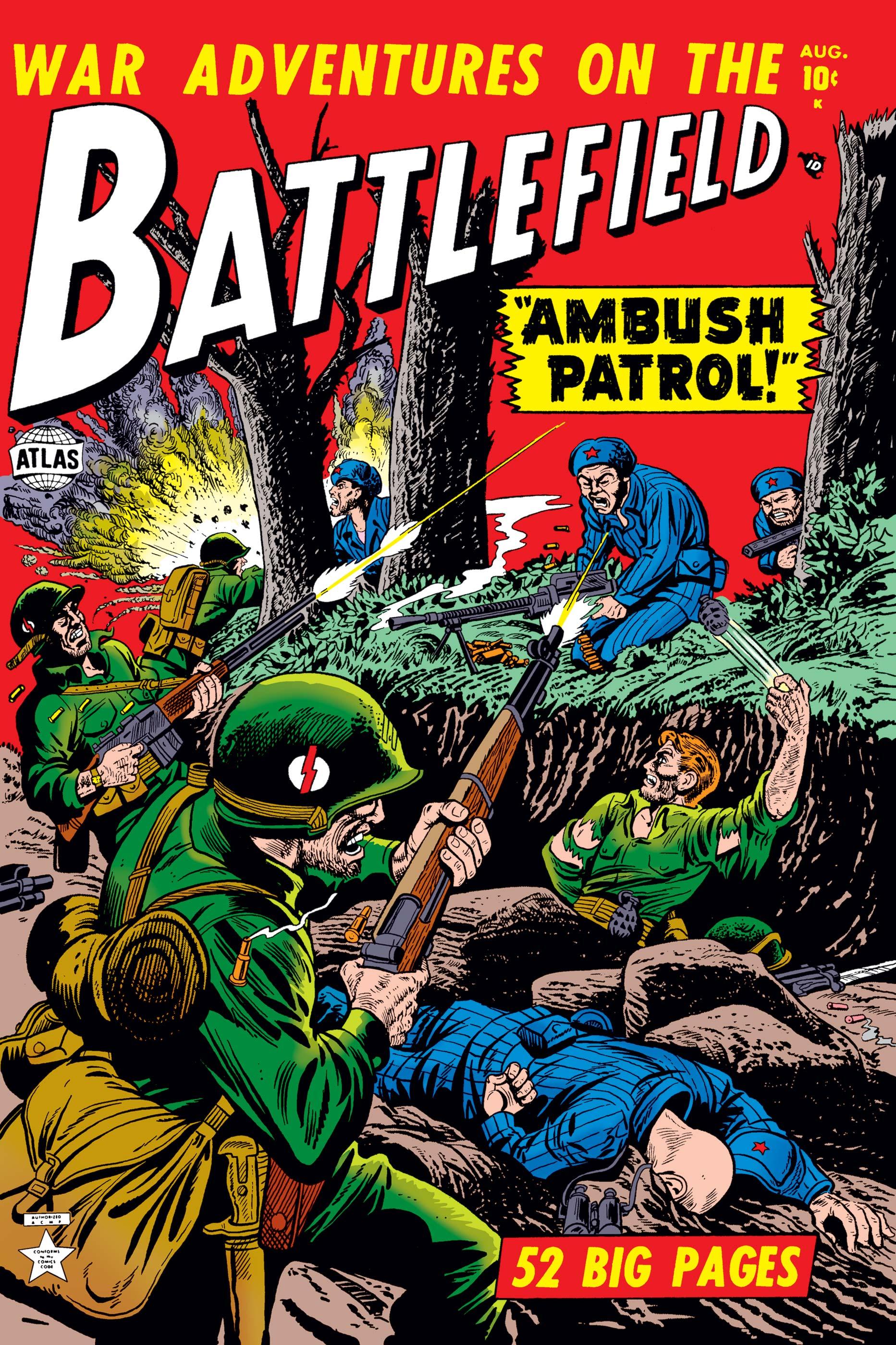 Battlefield (1952) #3
