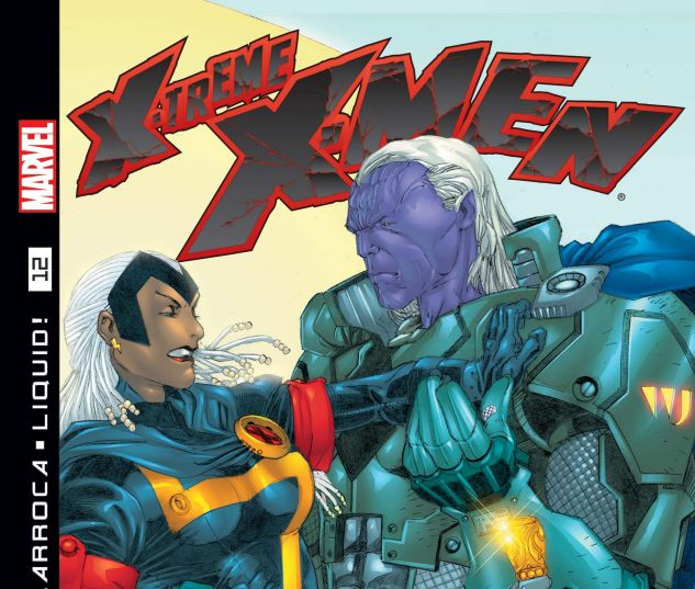 X-TREME X-MEN (2001) #12