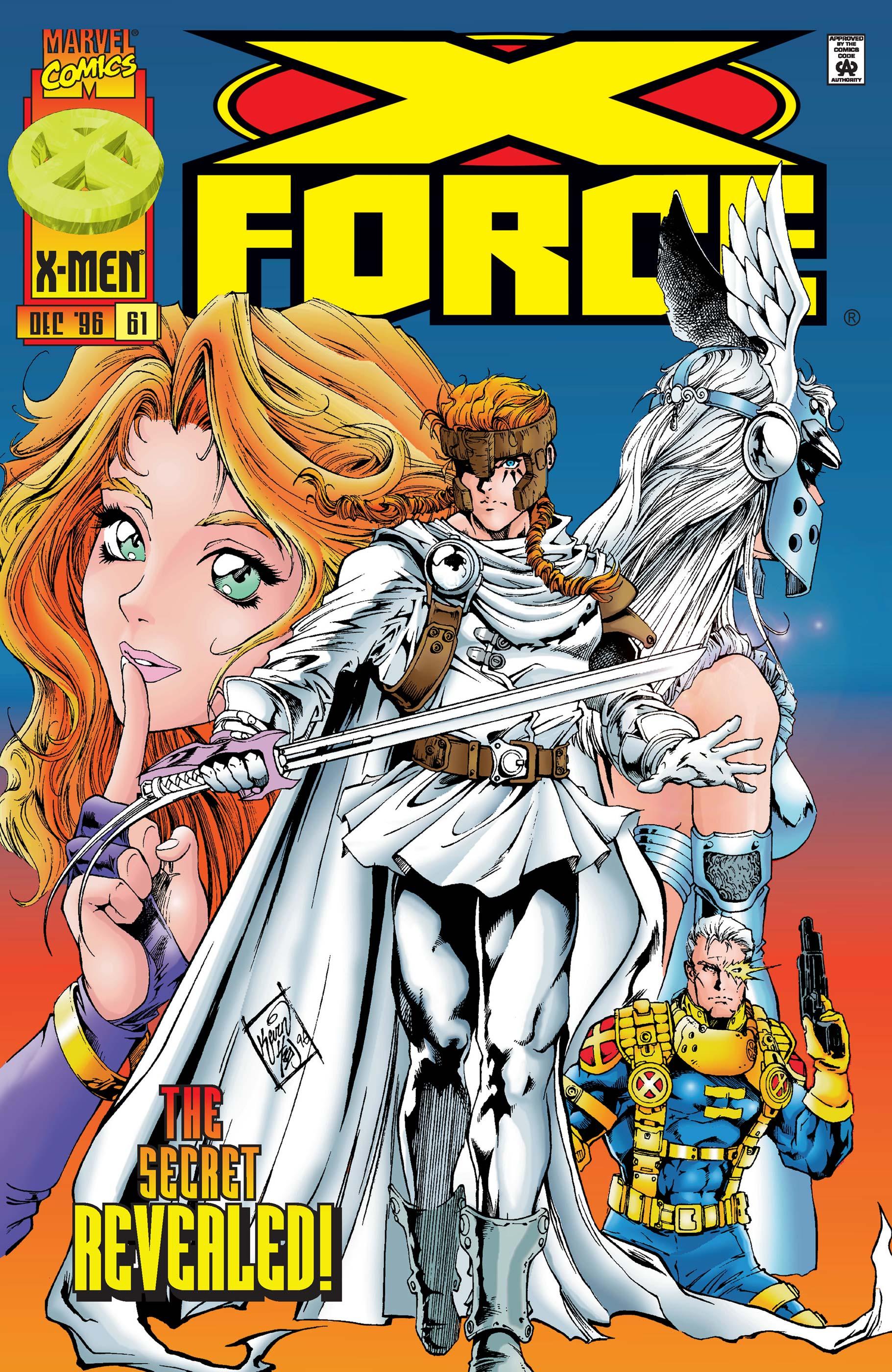 X-Force (1991) #61