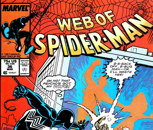 Web of Spider-Man (1985) #36