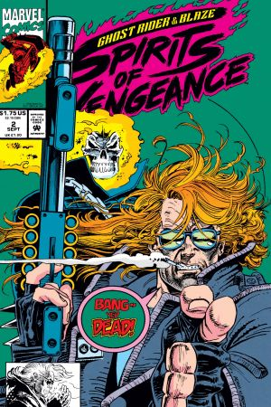 Ghost Rider/Blaze: Spirits Of Vengeance #2